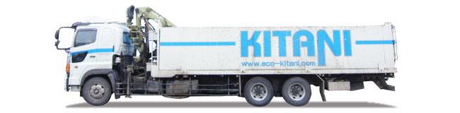 大型ヒアブ付トラック